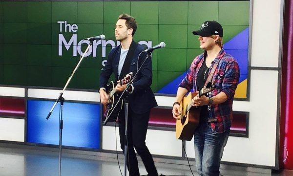 Global TV Morning Show Toronto